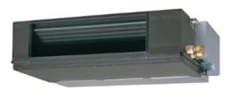 Kanałowy średni spręż ARYG - LMLA(E) ( 7,1 - 12,5 kW )